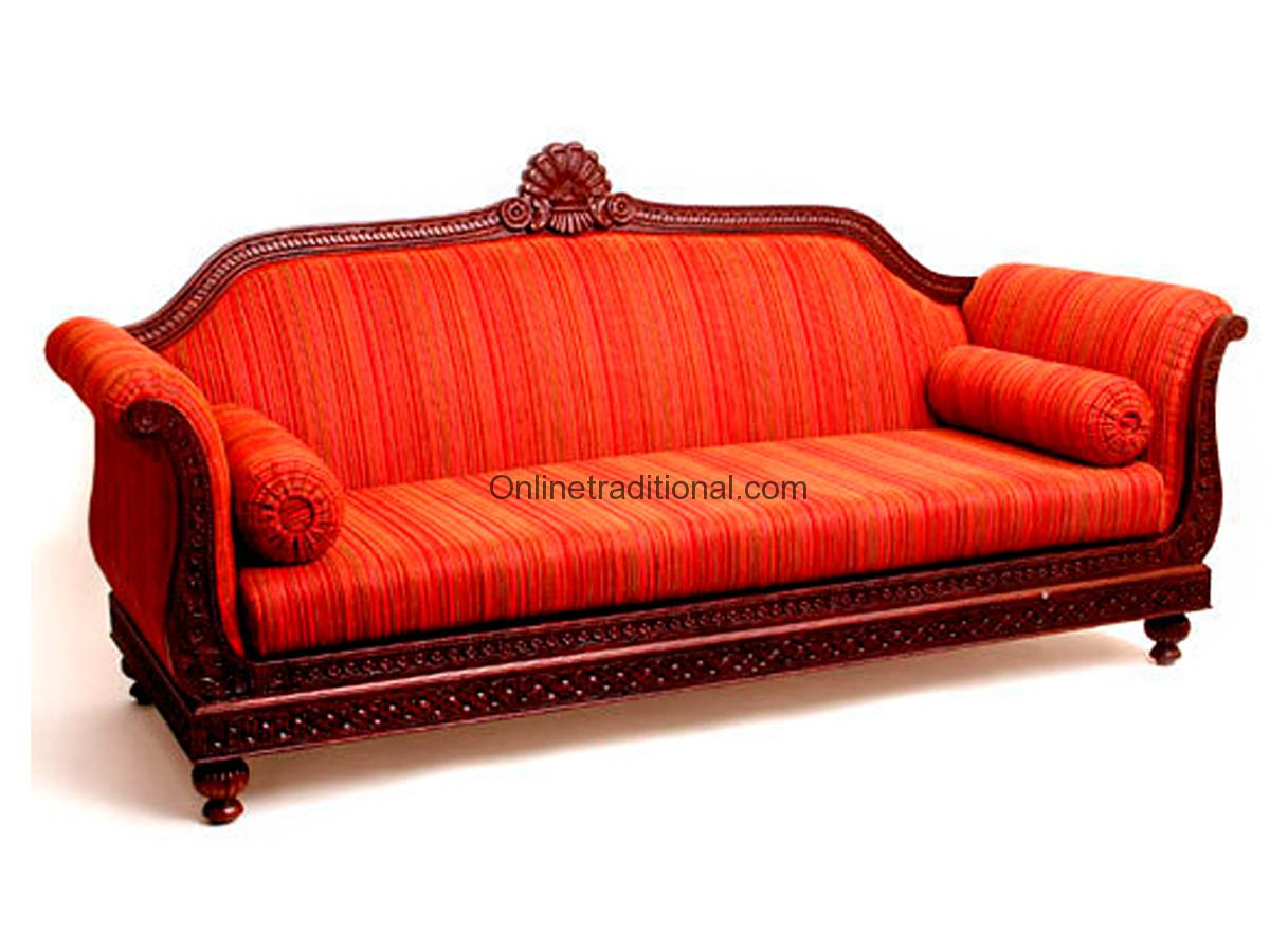 Sofa Sets Indian Teak Wood Set Design For Home